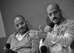 Allen & Albert Hughes (Menace II Society, From Hell, Dead Presidents & The Book of Eli)