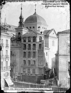 El desaparecido de Convento de Santo Tomás