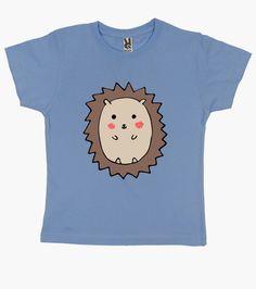 Camiseta erizo