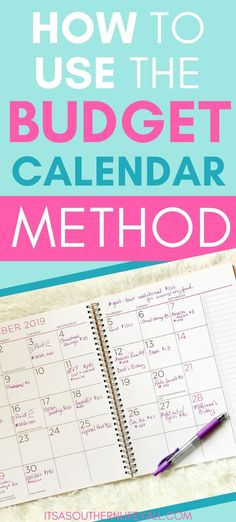 A Monthly Budget Calendar can help you visually organize your finances Create t. Budget Spreadsheet, Budget Binder, Monthly Budget, Budget Planner, Monthly Expenses, Budgeting Finances, Budgeting Tips, Bill Organization, Organizing
