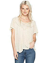 New O'Neill Women's Kolleen Flutter Sleeve Top online. Find the perfect Coolibar Tops-Tees from top store. Sku HIJT83031PHRI24339