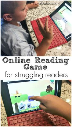 Struggling readers need fun reading games to help their reading. Nessy is an engaging and fun game that is perfect for struggling readers. Reading Games For Kindergarten, Reading Games For Kids, Reading Help, Reading Tips, Reading Games Online, Reading Strategies, Reading Practice, Reading Fluency, Reading Skills