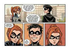 Robin (Dick Grayson) and Batgirl (Barbara Gordon) in Rebirth Nightwing And Batgirl, Batgirl And Robin, Batman Robin, Batwoman, Im Batman, Batman Comics, Dc Comics, Gotham Batman, Batman Art