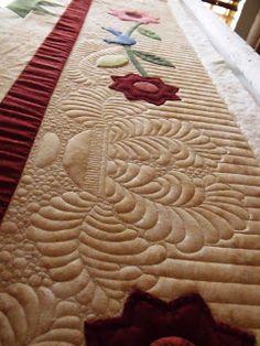 ..Brecca Baroo Quilts..: Customer/Friends Quilts