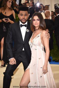 Selena Gomez peinados bob 2017 Gala Met
