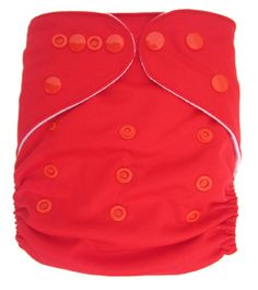 Plain red cloth diaper $4.70