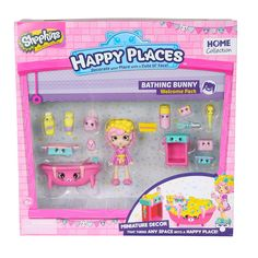 Decorate your Lil' Shoppies place with a cute lil' face and bring their home to…