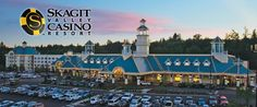 Skagit Valley Casino Resort is just north of Mt. Vernon and is one of the stopovers on our gamboling weekends to Seattle.