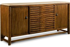 Renderings - Tracery Credenza