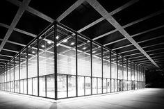 Mies van der Rohe - Neue Nationalgalerie, Berlin
