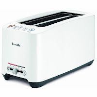 The Breville Lift and Look is an amazing toaster.  It works so much better than other toasters.