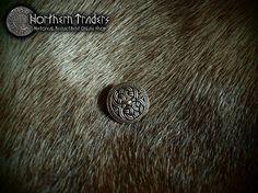 Viking brooch / pendant in Borre style