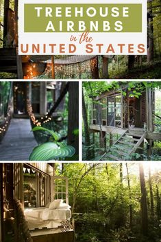 Dreaming of living in a treehouse nestled among the branches? Check out these impressive Airbnb treehouses in the United States where you can live out your childhood dreams. Dreamy treehouse Airbnbs in the USA. Dreamy treehouse Airbnbs in the USA. #treehouseairbnb #airbnb #airbnbusa #airbnbintheunitedstates #treehouseusa #treehouseairbnbinusa #treehouseairbnbinunitedstates #unitedstatesairbnb #unitedstatestreehouseairbnb #usatreehouseairbnb #dreamytreehouse Honeymoon Tips, Unique Hotels, Travel Guides, Travel Tips, United States Travel, Travel Couple, Oh The Places You'll Go, Travel Usa, Trip Planning