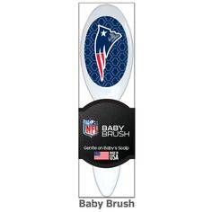Shop now for your favorite NFL team accessories at sunsetkeychains.com.Officially licensed NFL product. Licensee: Worthy Promotional ProductsBrush measures approximately 5.5 inches longFree and fast s
