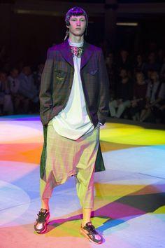Comme des Garçons Homme Plus Spring 2018 Menswear Fashion Show Collection