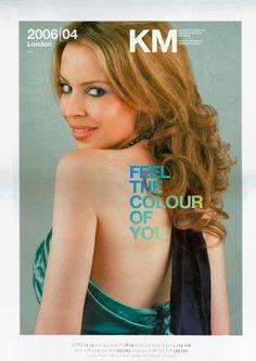 Kylie Minogue 2005