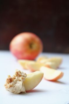 Apple Dip | 4 ingredients, one mixer, several apples, lots of smiles
