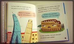 Romans enfants - La tour Eiffel en Italie - Editions Nathan