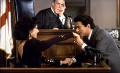 """My Cousin Vinny"" movie still, L to R: Marisa Tomei, Fred Gwynne, Joe Pes. 90s Movies, Funny Movies, Good Movies, Movie Tv, Funniest Movies, Marissa Tomei, Ibiza Outfits, Top 10 Films, Kid Cobra"