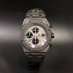 Audemars Piguet ROO Sincere 50th Anniversary (2004) WA : 628121067189  : 021-7209021 https://mulialegacy.com
