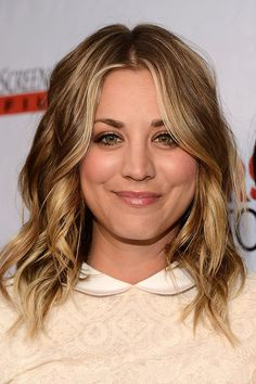 Kaley Cuoco | Proof That Bangs Can Totally Change Your Face