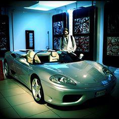 """At @MuseoFerrari and @n_montemaggi eyes 1 of a kind Ferrari - BlogVille car?"" - Instagram by @poohstraveler"