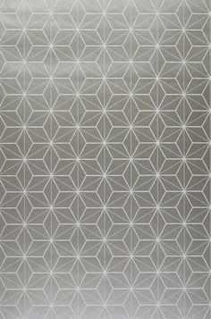 Room View http://www.wallpaperfromthe70s.com/wallpaper-patterns/geometrical-wallpaper/247/hemsut