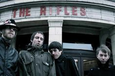 The Rifles - an English indie rock band from Chingford, London. Genre: Indie rock