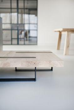 Clip coffee table / salontafel / Couchtisch te koop bij Eurlings Interieurs http://www.eurlingsinterieurs.nl/site/merken/van-rossum-meubelen/ https://www.facebook.com/eurlingsinterieurs