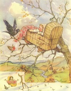 Illustration by Margaret Tarrant.