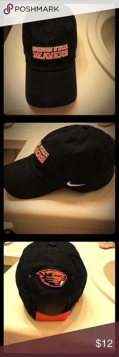 nike oregon state baseball hat university bad hair sweatshirt shop