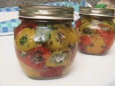 Romanian Food, Antipasto, Preserves, Pickles, Cucumber, Buffet, Mason Jars, Food And Drink, Canning