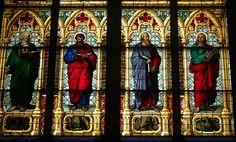 Kölner Dom Glas Fenster