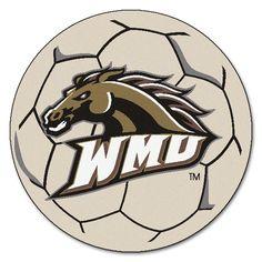 Western Michigan University Soccer Ball
