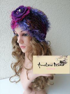 Bandana, Crochet Hats, Handmade, Accessories, Fashion, Bandanas, Knitting Hats, Moda, Hand Made