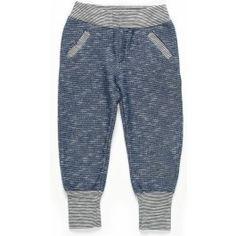 www.minimaniac.be Blauwe sweatpants - Tootsa MacGinty