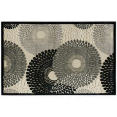 Nourison Graphic Illusions Abstract Rug 5x7 311 Kohls .