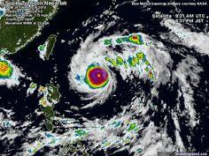 Super Typhoon Nepartak