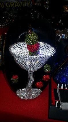 Martini glass  purse