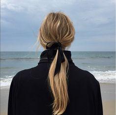 Hair Like a Modern Brigitte Bardot: Style a Teased Low Pony