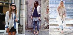 Lagen-Look kombinieren: So klappt der Trend-Style 2016/2017
