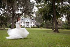 Tallahassee Wedding | Kris Kimel Photography | Messer House | missionsanluis.org