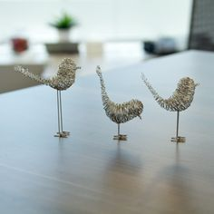 Doodles Bird Sculpture  |  Turnstone