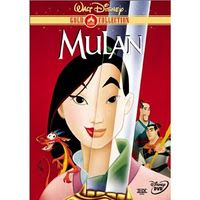 Bible Study on Mulan, never realized how disney could be tied in bible stories.
