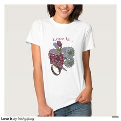 Love is tshirts