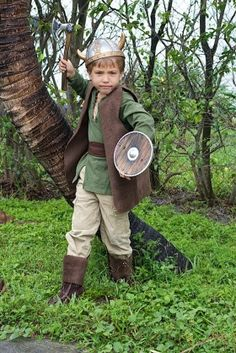 homemade hiccup costume