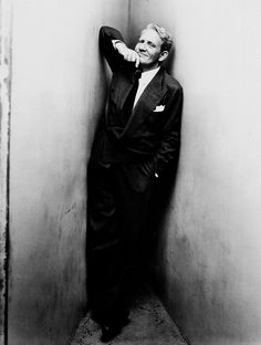 Spencer Tracy (photograph by Irving Penn)