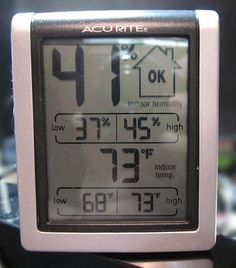 AcuRite 613 Indoor Humidity Monitor.2