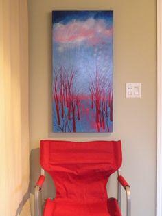 Studio.  G. Sellen Paintings, Studio, Artwork, Fun, Work Of Art, Paint, Painting Art, Draw, Painting