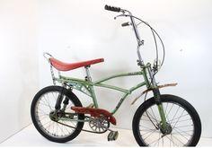 CARNIELLI RODEO bici cross vintage 70s Saltafoss ammortizzata